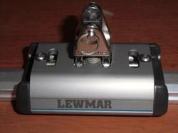 Lewmar Ocean Mainsheet Car