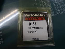 Transducer service kit ST50 Raytheon