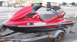 中古水上オートバイ(ジェットスキー/マリンジェット等)カワサキ ジェットスキー STX 15F