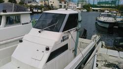 中古ボート・漁船・ジェットボートスズキKF250