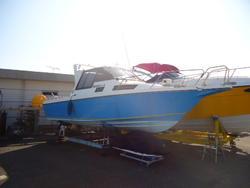 中古ボート・漁船・ジェットボートミヤマMF-250HT