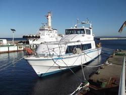 中古その他<br>(大型船・作業船・交通船等)31トン 防災訓練船 (通船・警戒船・旅客船等に)