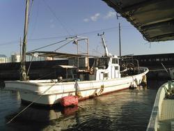 クリックで拡大「13.63m 刺し網漁船」