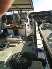 タップで拡大「13.63m 刺し網漁船」