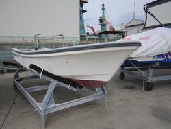 中古ボート・漁船・ジェットボートヤマハ W16