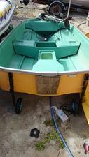 タップで拡大「ヤマハ 10ftボート」