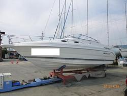 中古ボート・漁船・ジェットボート2001 WELL CRAFT MARTINIQUE 2600