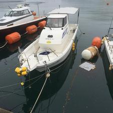中古ボート・漁船・ジェットボートヤマハYD26