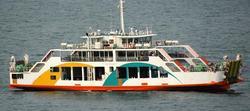 中古Other Ships (Container/Large/Business Ships)RORO PASSENGER+CAR FERRY BUILT IN JAPAN
