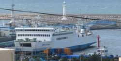 中古その他<br>(大型船・作業船・交通船等)3780TON RORO PASSENGER & CAR FERRY BLT JPN