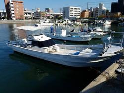 中古ボート・漁船・ジェットボートヤマハDX-28