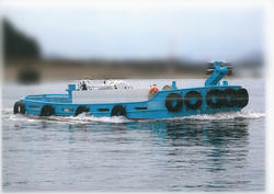中古その他<br>(大型船・作業船・交通船等)【モデル船】4.9トン チャッカ船 同型の新船造ります! 鋼船