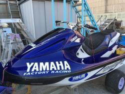 中古水上オートバイ(ジェットスキー/マリンジェット等)ヤマハ YAMAHA ウェーブランナー WaveRunner GP1200