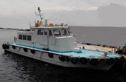 中古その他<br>(大型船・作業船・交通船等)パイロット18トン2基販売