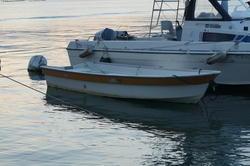 中古ボート・漁船・ジェットボートヤマハ U-16