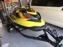 中古水上オートバイ(ジェットスキー/マリンジェット等)seadoo RXP260X