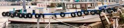 クリックで拡大「小型船舶 警戒船」