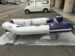 中古ディンギー・アルミ/ゴム/バス用ボート・カヌー/カヤックアキレスLF-297IB