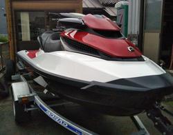 中古水上オートバイ(ジェットスキー/マリンジェット等)SeaDoo GTX155 2010y