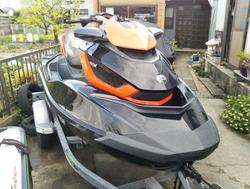 中古水上オートバイ(ジェットスキー/マリンジェット等)SeaDoo RXT-X AS 260 RS