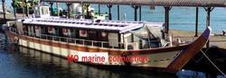 中古その他<br>(大型船・作業船・交通船等)小型船舶 旅客船 15トン 45名 屋形船 【MOマリンC】