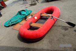 中古Dinghy/Aluminium Boats/Rubber Boats/Canoe●アキレス ★船外機セット! ゆいかじマリン 沖縄