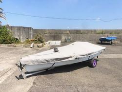 中古Dinghy/Aluminium Boats/Rubber Boats/CanoeRSセイリング RS Feva XL RACE