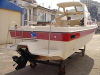 中古ボート・漁船・ジェットボートヤマハF−24