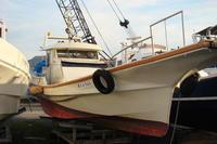 中古ボート・漁船・ジェットボートヤマハ 漁船