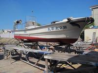 中古ボート・漁船・ジェットボートヤマハ G3M-1