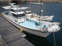 中古ボート・漁船・ジェットボートヤマハ DY45