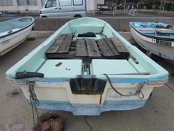 中古ボート・漁船・ジェットボートダイキ 16DX