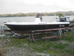 中古ボート・漁船・ジェットボートポープ SASUKE155C