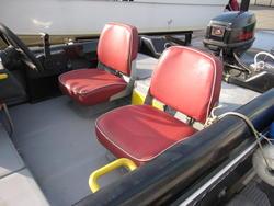 タップで拡大「☆アカシヨット製15f 40ps+トレーラー ウエイク艇仕様」