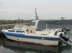 中古ボート・漁船・ジェットボートヤマハ F-24