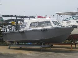 中古その他<br>(大型船・作業船・交通船等)石原造船 交通警備艇