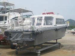 タップで拡大「石原造船 交通警備艇」