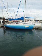 中古Sailing Yachtsヤマハ製21フィート/クルーザー型