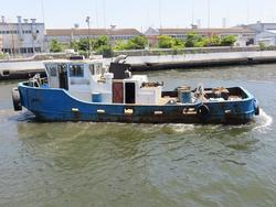 Click Photo for Maximize[19 GT Towing tug boat]
